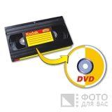 Оцифровка видео и запись на DVD