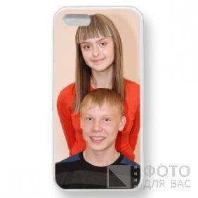 Чехол для Iphone 4/4S с фотографией