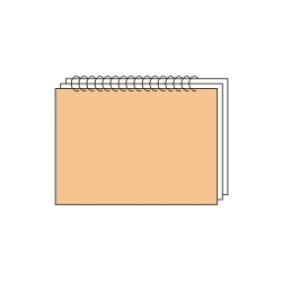 Календарь перекидной 30х20 см